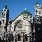 Cathedral Basilica of St. Louis, Missouri by barnsis