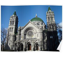 Cathedral Basilica of St. Louis, Missouri Poster