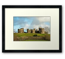 Caerphilly Castle  Framed Print