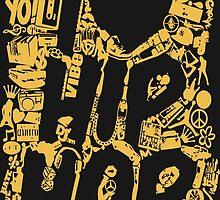 I LOVE HIPHOP by hophop