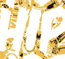 I LOVE HIPHOP Sticker