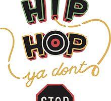 HIPHOP Music dont stop by hophop