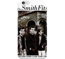 CSPOT - The SmithFits - Salford Fiend Club Tour iPhone Case/Skin