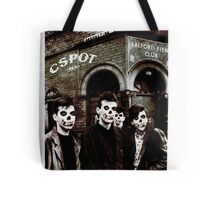 CSPOT - The SmithFits - Salford Fiend Club Tour Tote Bag
