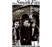 CSPOT - The SmithFits - Salford Fiend Club Tour Photographic Print