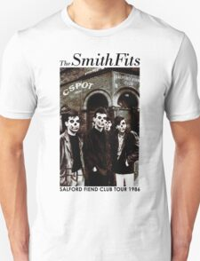 CSPOT - The SmithFits - Salford Fiend Club Tour Unisex T-Shirt
