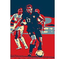 Tobin Heath  Photographic Print