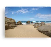 Redhead Beach Newcastle NSW Australia Canvas Print