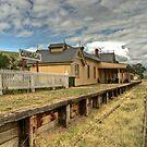 Gundagai Railway Station by GailD