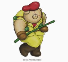 BEARS and FIGHTERS - Rolento by Bears& Fighters