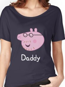Daddy Pig Women's Relaxed Fit T-Shirt