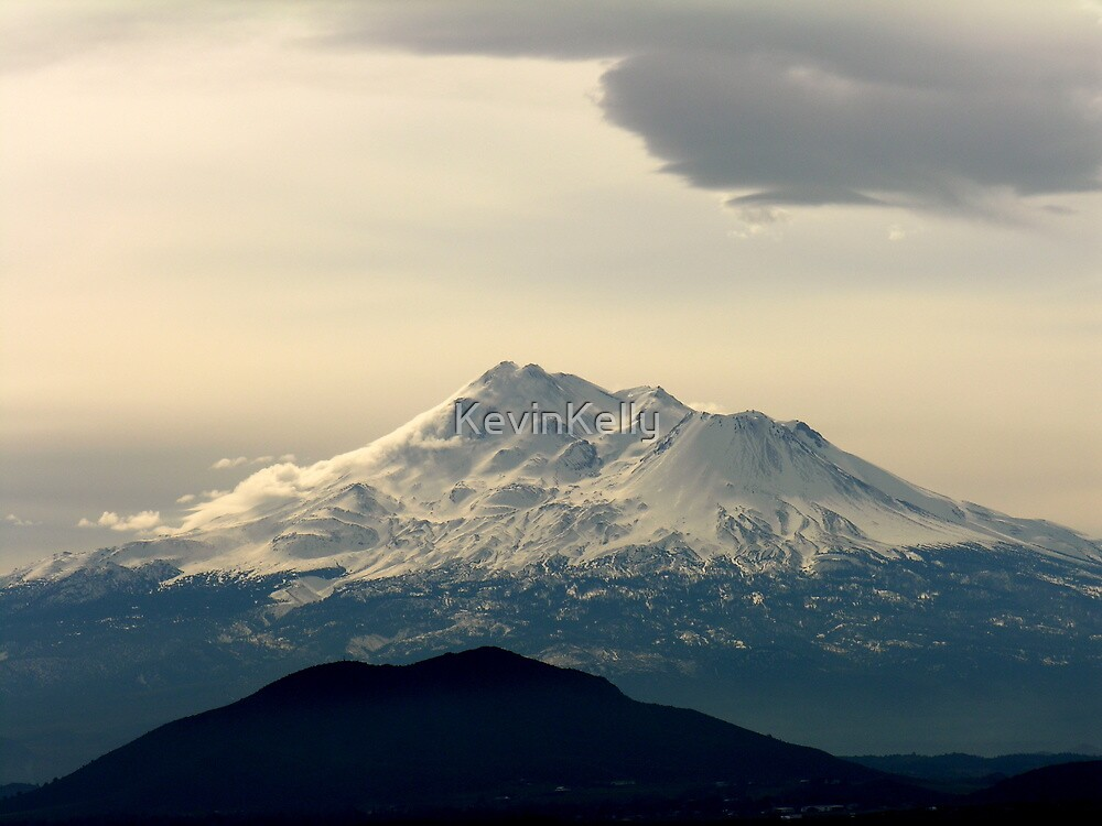 Mt. Shasta by KevinKelly