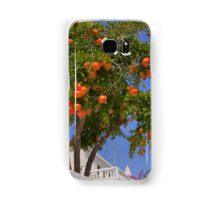 Pomegranate Tree Samsung Galaxy Case/Skin