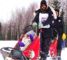 4 Time Iditarod Champion Lance Mackey by copperhead