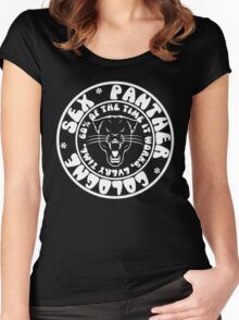 Sex Panther Women's Fitted Scoop T-Shirt