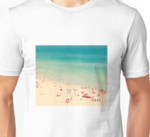 beach people Unisex T-Shirt