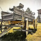 Buckboard Days by JohnDSmith