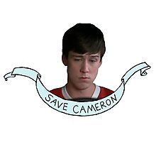 Save Cameron Photographic Print