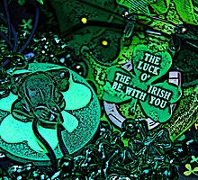 The Luck O' The Irish Be With You by Tori Snow