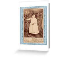 MARY GROGAN Greeting Card