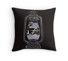 Storm Lantern... Throw Pillow