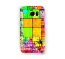 Grid Samsung Galaxy Case/Skin