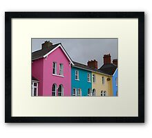 Whitehead / Co Antrim / Northern Ireland Framed Print