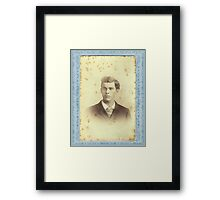 MATTHEW GROGAN Framed Print