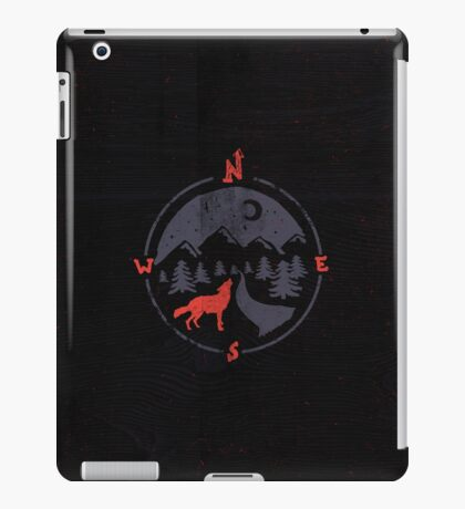 Call of the North... iPad Case/Skin