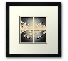 Escape Velocity Framed Print