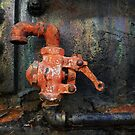 Tanker Train Spigot - Perris by Larry Costales