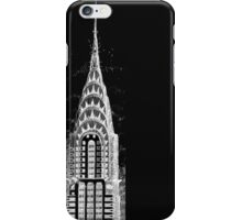 Chrysler Building Sketch iPhone Case/Skin