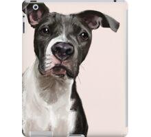 Loyalty. Dog Illustration Pet iPad Case/Skin