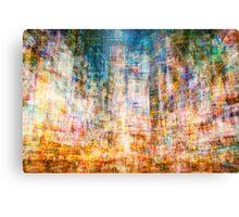 Average Time Square Canvas Print