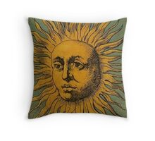 Sol Tarot Throw Pillow