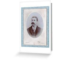 PATRICK GROGAN Greeting Card