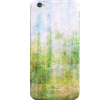 Average Forest  iPhone Case/Skin