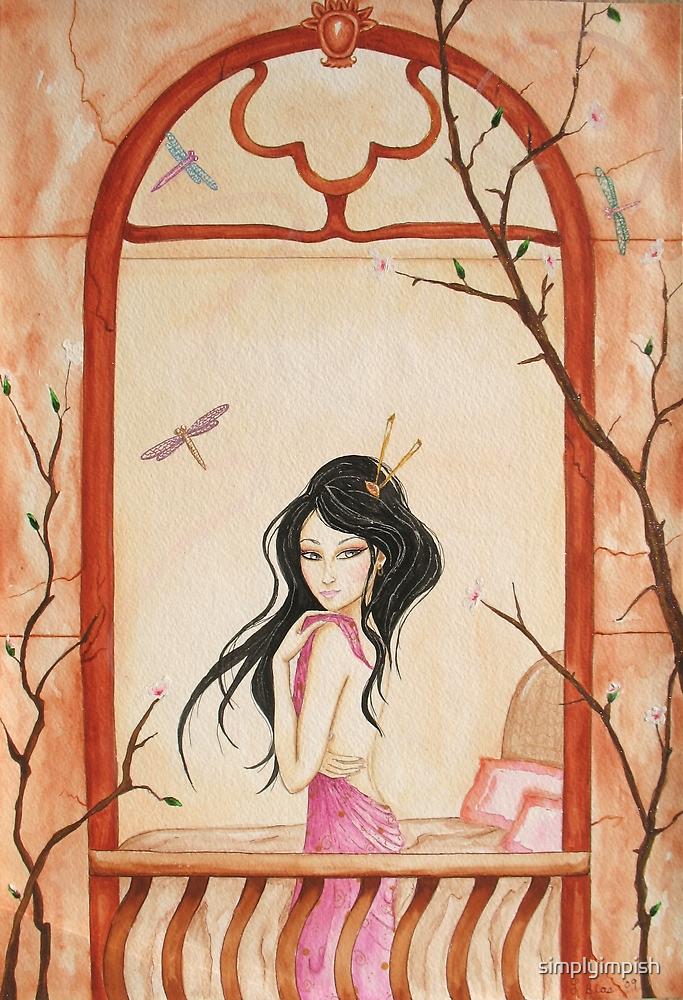 Cherry Blossom Breeze by simplyimpish