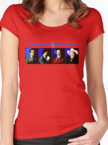 The Channel 4 News Team Women's Fitted Scoop T-Shirt
