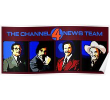 The Channel 4 News Team Poster