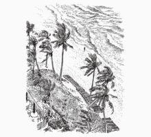 Fort Lauderdale, daytime One Piece - Short Sleeve
