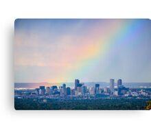 Denver Canvas Print