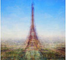 Average Eiffel Tower by swissdigital