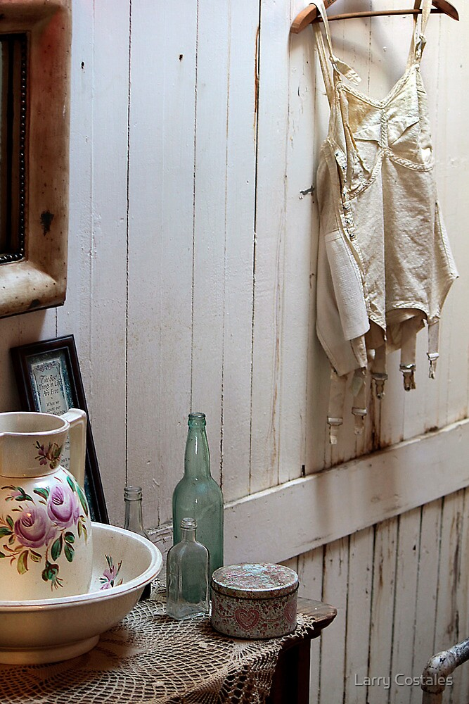 Bath House Memories - Lake Elsinore by Larry3