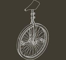 Unicycle Unisex T-Shirt