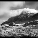 'Cloud over Tryfan' by Mark Smith