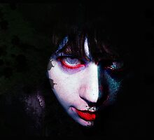 come with me.... (little dead girl) by strawberries