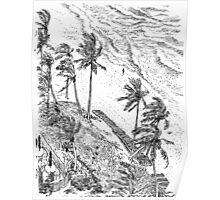 Fort Lauderdale, daytime Poster