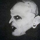 Nosferatu by NickYoungArt