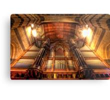 St Paul's Cathedral • Melbourne • Australia Metal Print